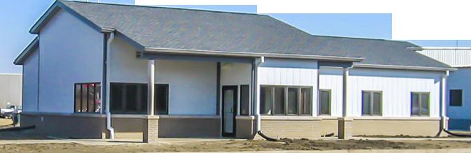 Region 6 Building