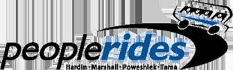 Peoplerides Logo